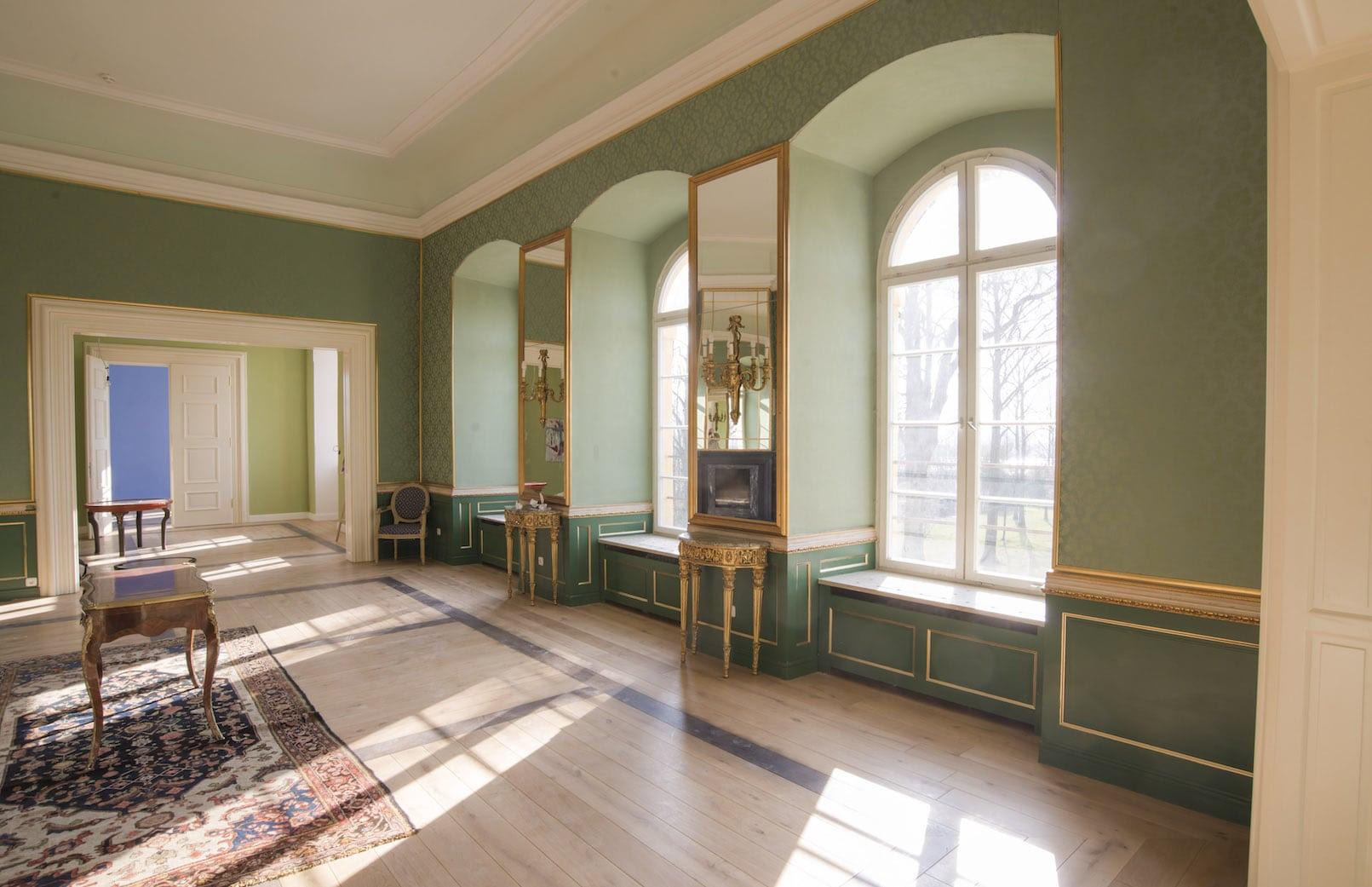 Schönborn Salon * Schloss Jägersburg
